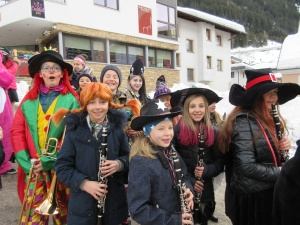 Kinderfasching 11.02.2018