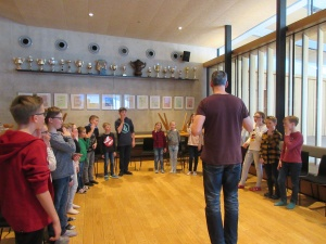 Body Percussion 20.03. + 03.04.2018
